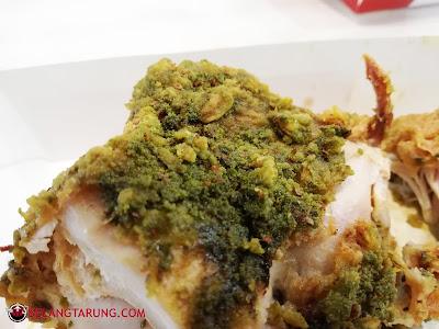 Perencah Perisa Green Crunch