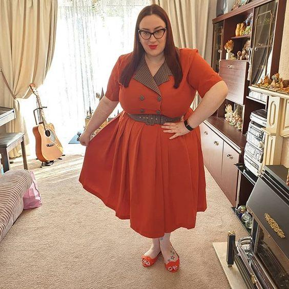 Tatayana Michelle Swing Dress