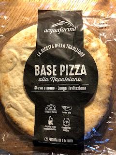 イタリアのピザ生地