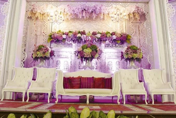 mengapa dekorasi pernikahan memainkan