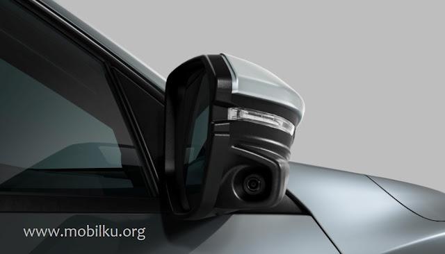 spion, Honda, Civic, Turbo, Hatchback, 1500 cc, eksterior, interior, fitur, harga, mesin, elektrik, keunggulan