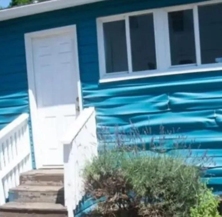 Ola de calor en Canadá incluso derrite las casas. Terrible