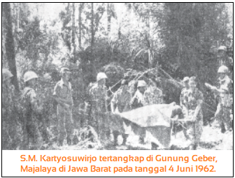 Tokoh, Awal Berdiri, Latar Belakang, Upaya Penumpasan DI-TII di Jawa Barat