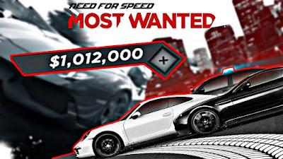 تحميل لعبة Need for Speed Most Wanted v1.3.128 مدفوعة ومهكرة كاملة للاندرويد (اخر اصدار)