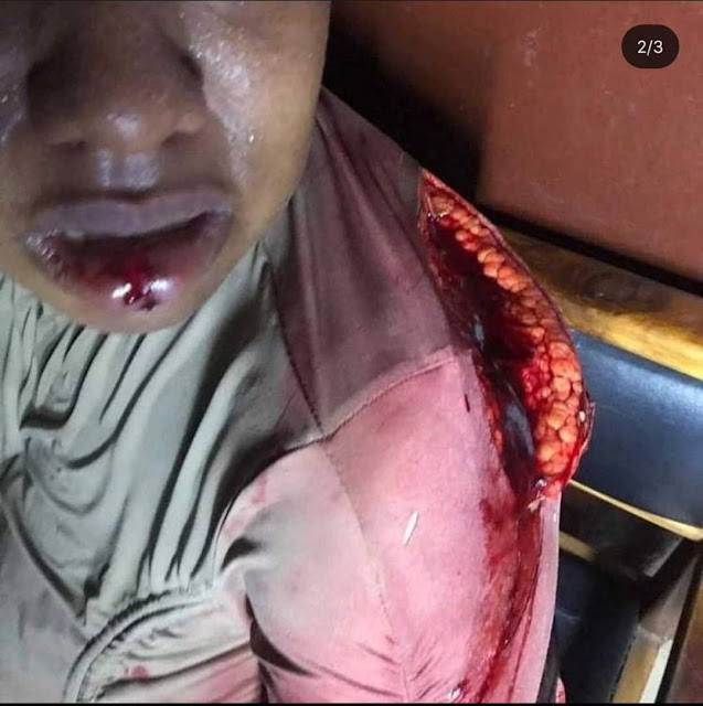 Man Butchers his baby mama over food in Imo state