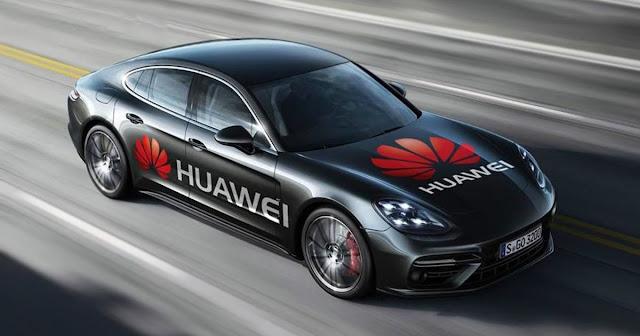 huawei-electric-cars