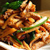 Bamboo Shoots and Fried Shredded Chicken
