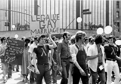 Stonewall - Pride Day Parade