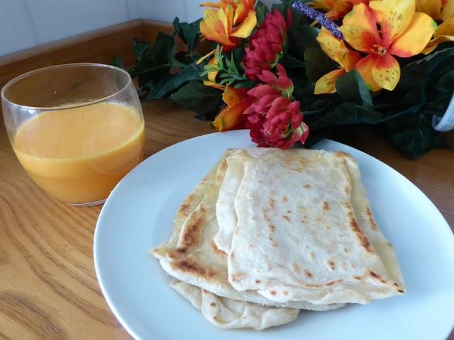 La ricetta msemn: il pane tipico del Marocco