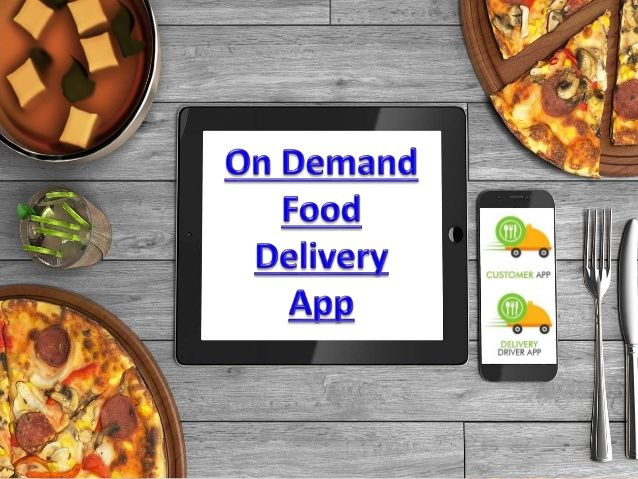 Best Uber For Food Delivery App | UberEats clone App