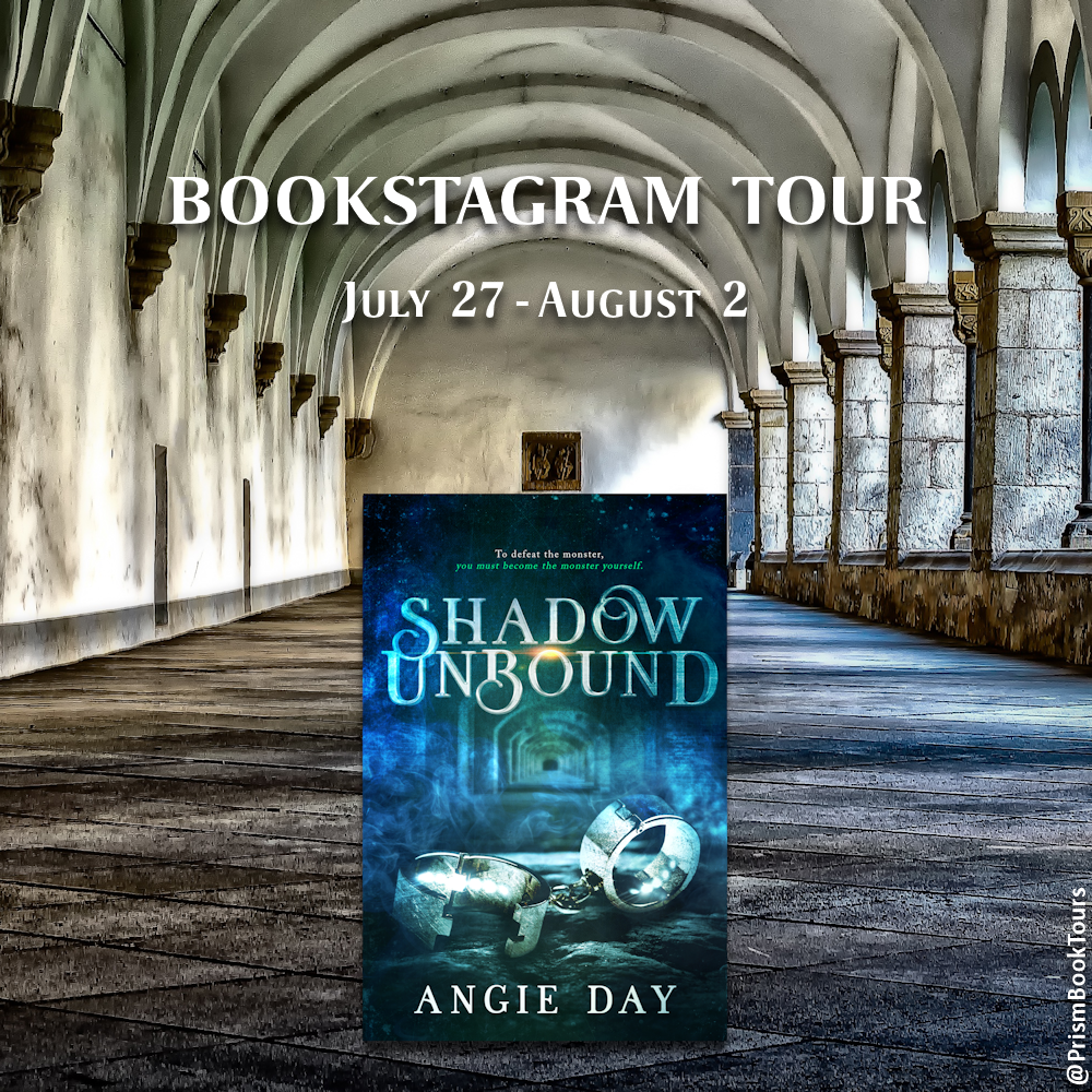 Check out the Bookstagram Tour for SHADOW UNBOUND by Angie Day! #SUPrism