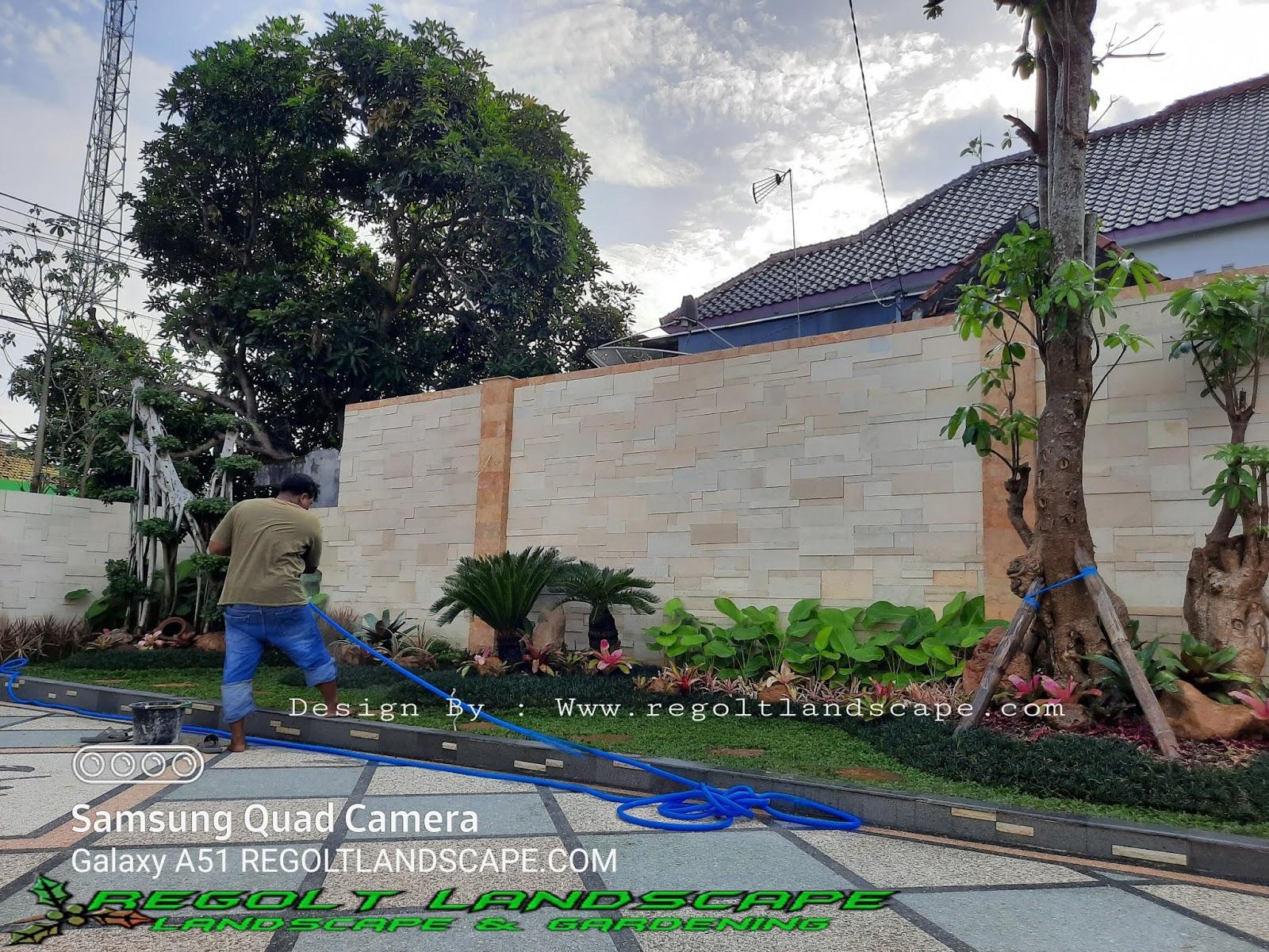 Jasa Pembuatan Taman Murah Di Banjarmasin