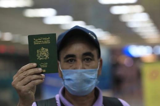 جواز السفر المغربي يتيح دخول 64 بلدا دون حيازة تأشيرة مسبقة
