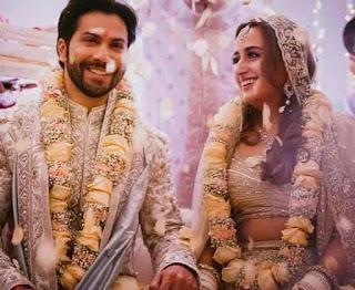 Varun Dhawan With Her Wife