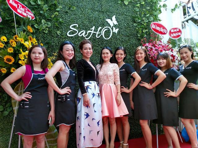 Saho Beauty Academy – Trường dạy nghề spa uy tín nhất tphcm