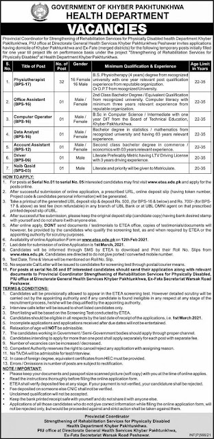 health-department-of-khyber-pakhtunkhwa-jobs-2021-apply-online