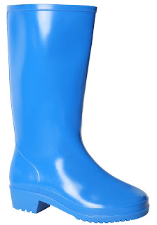 Get drenched in fashion this monsoon with Bata's pop colour gumboots