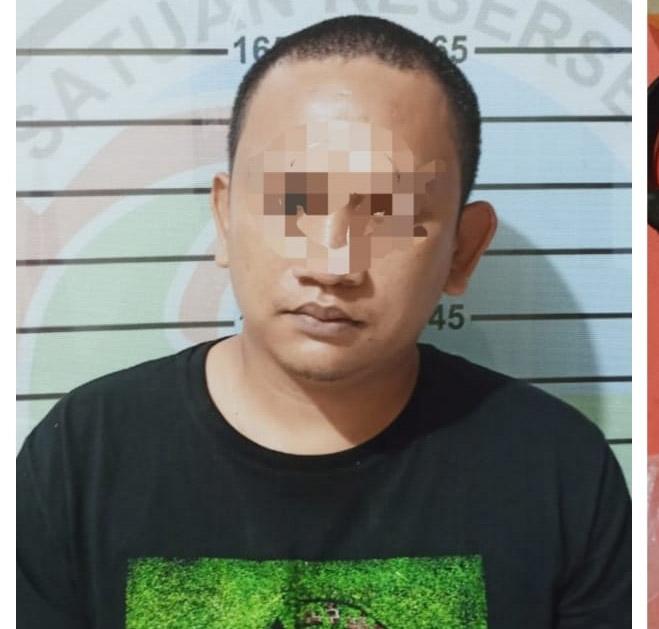 Jadi Bandar Narkoba, Pria Asal Lampura Ditangkap Polisi di Kediamannya