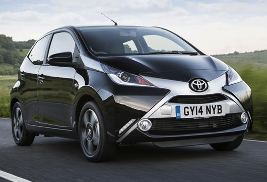 2019 toyota aygo hatchback review cars auto express. Black Bedroom Furniture Sets. Home Design Ideas