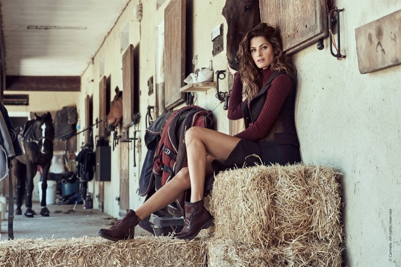 Carmela Shoes Fall/Winter 2019 Campaign