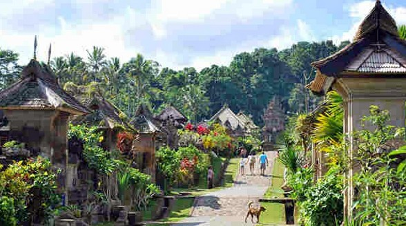 Destinasti Objek Wisata Desa Penglipuran Di Bangli Bali