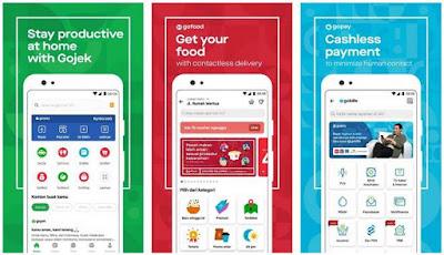 Aplikasi Uang Elektronik - Go-Pay
