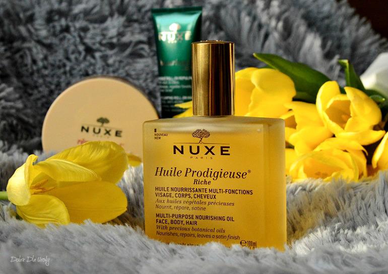 Nuxe Olejek Prodigieuse® Riche o bogatej konsystencji