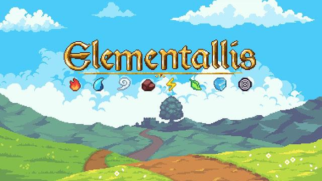 Elementallis, aventura 2D inspirada em Zelda, chega ao Switch em 2022