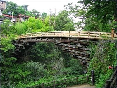 สะพานซารุ (Saru Bridge)