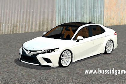 Mod Mobil Toyota Camry XSE By NanoNanoID