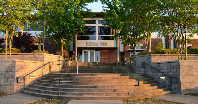 UACCM University Center exterior