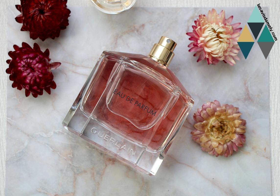 revue beauté eau de parfum mon guerlain test