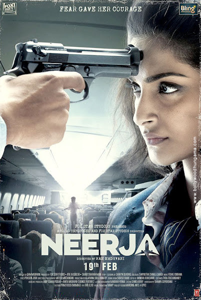 Neerja (2016) Movie Poster