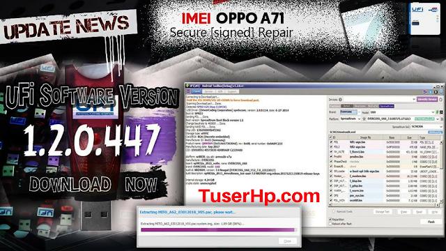 UFI BOX V1 2 0 447 Setup - TUSERHP