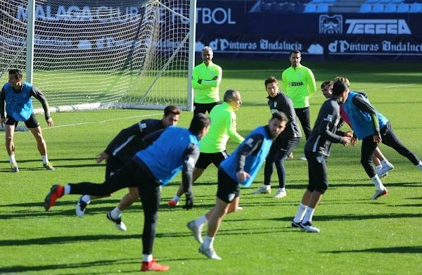 El Málaga no se plantea realizar un ERTE