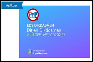 PMP Patch EDS 2020.02.07 : Rilis Perbaikan Sistem Informasi