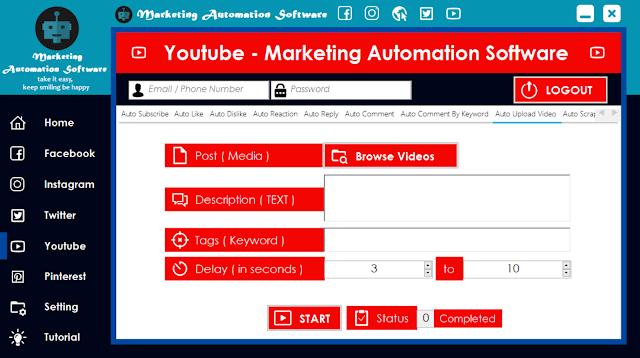 Cara Cepat Upload Video Youtube Secara Automatis