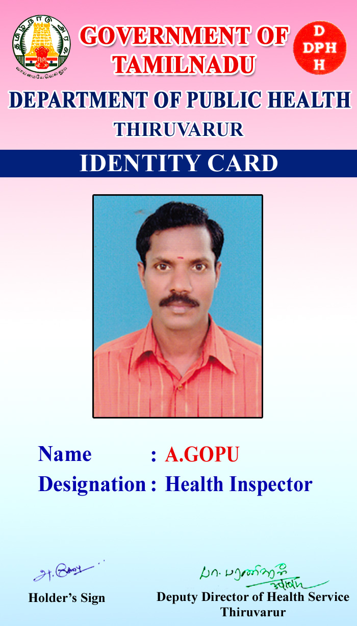 Graphic Design Visiting Amp Id Card