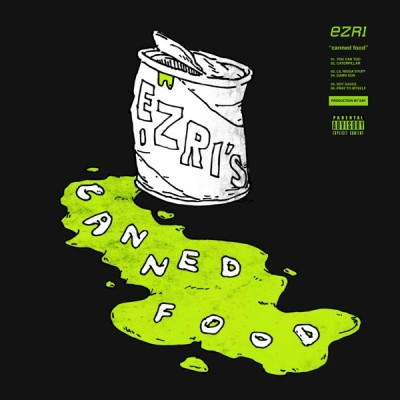 Ezri - Canned Food (EP) (2020) - Album Download, Itunes Cover, Official Cover, Album CD Cover Art, Tracklist, 320KBPS, Zip album