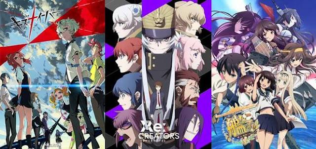 anime sci-fi terbaik