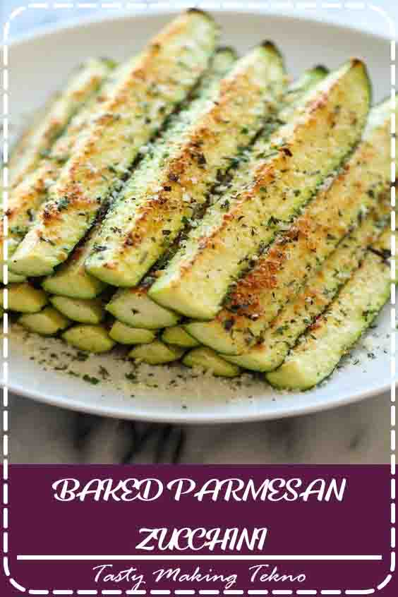 Crisp, tender zucchini sticks oven-roasted to perfection. It's healthy, nutritious and completely addictive!