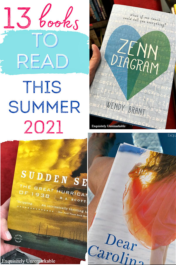 13 Books To Read This Summer 2021