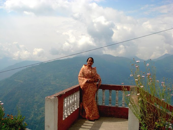 India's Numero Uno Travel writer Gita Hari shares her travel memories!