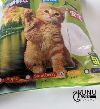 Merk Pasir Gumpal Kucing yang Bagus