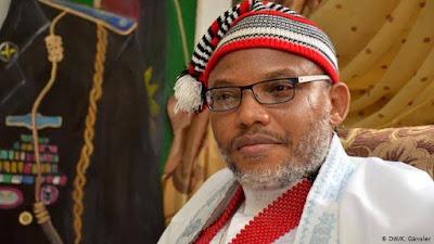 Aso Rock Is Vacant' – Nnamdi Kanu Mocks Nigerians