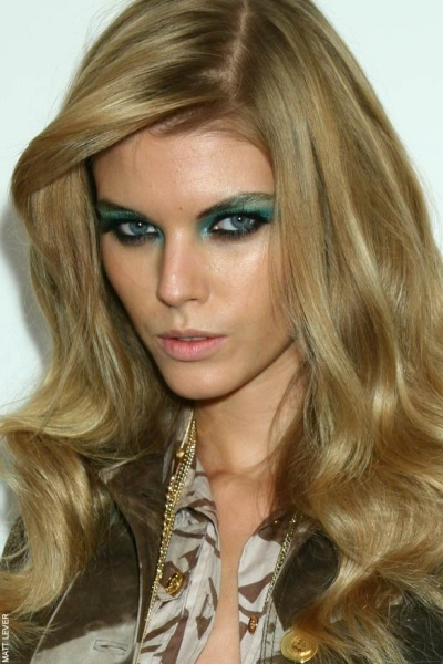 Impresionante peinados ondulados Imagen De Tendencias De Color De Pelo - Estilos y Peinados de moda : Peinados ondulados para ...