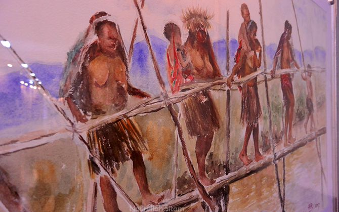 Suherman Djaman (Indonesia) - Anthropic Heritage