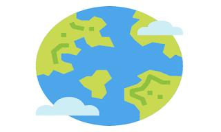 حل أسئلة كتاب الجغرافيا للصف السادس