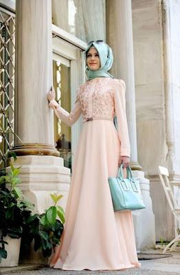 Tips Memilih Model Baju Muslim Pesta Terbaru