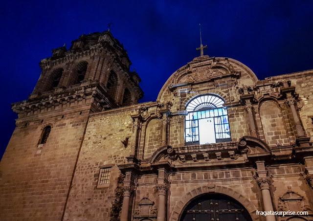 Igreja dos Jesuítas em Cusco, Peru